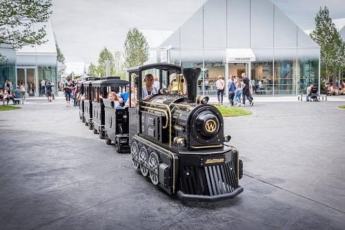 Wattman trains