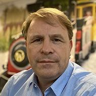 CEO of Wattman World Bart Giele