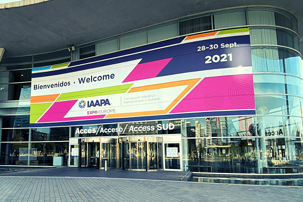 IAAPA EXPO Europe WATTMAN WORLD