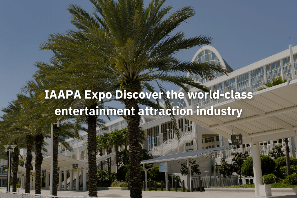 Wattman World IAAPA EXPO ORLANDO