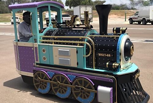 Wattman Mini Express train