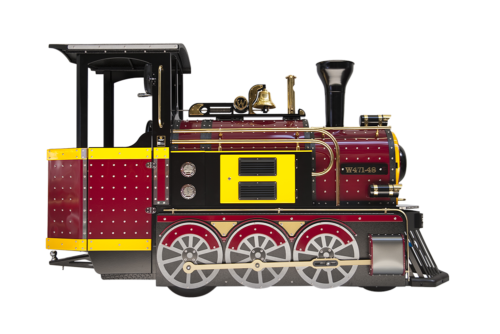 Wattman locomotive